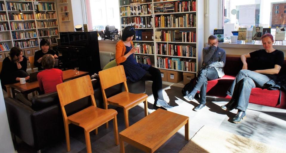 Arkadia International Bookshop