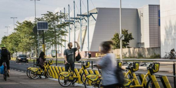 City bikes (c) Kuvatoimisto Kuvio Oy / City of Helsinki