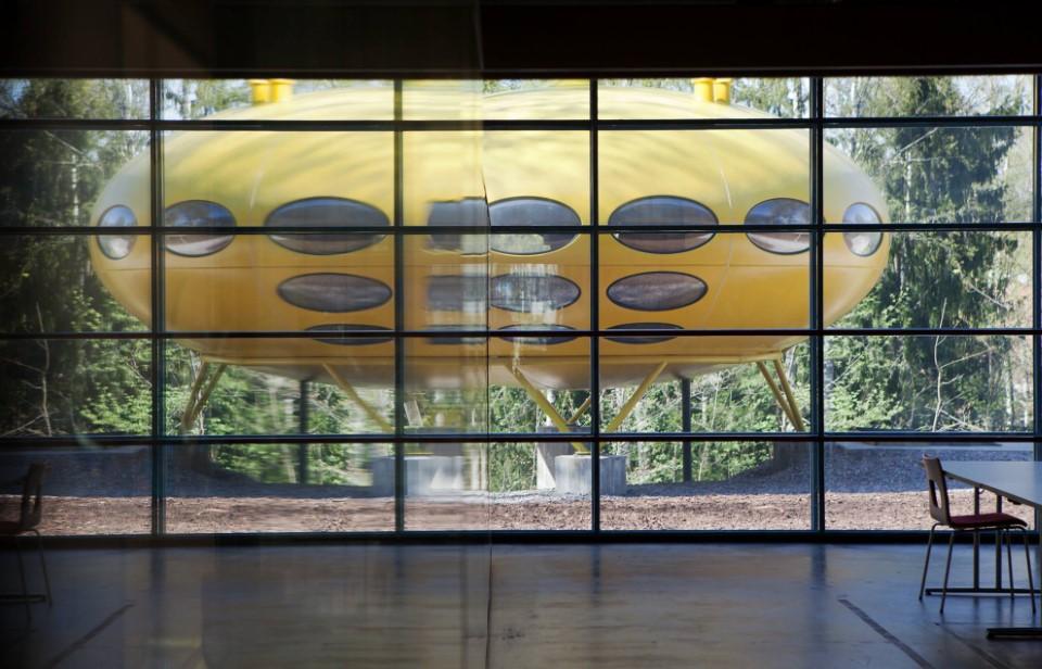 Exhibition Centre Weegee