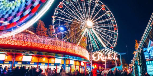 Carnival of Light Linnanmäki