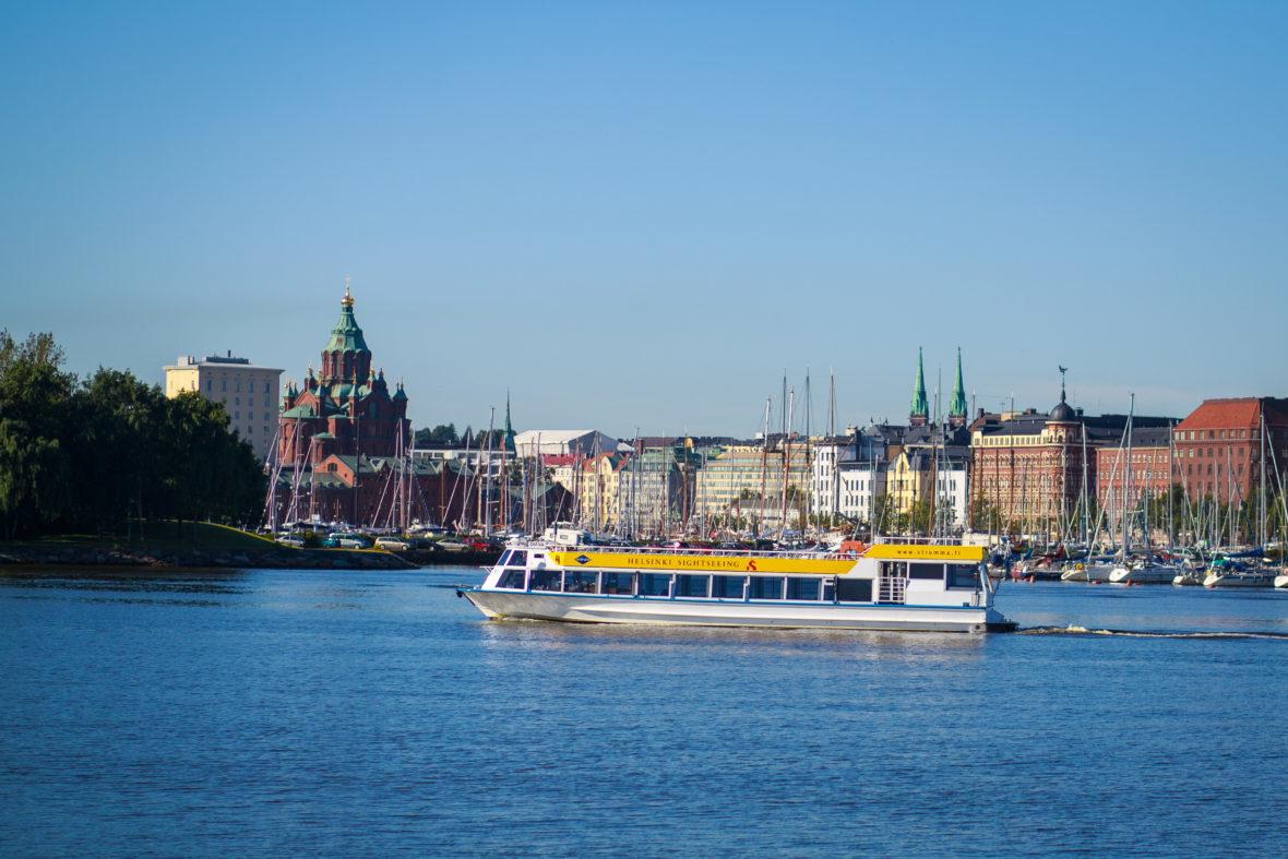 Strömma Canal Cruise