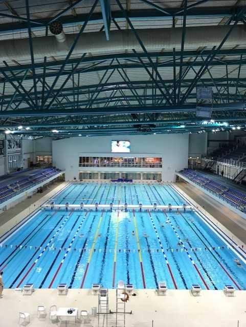 Mäkelänrinne Swimming Centre