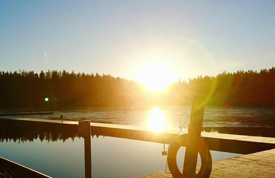 Kuusijärvi recreational area