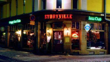 Happy Jazz Club Storyville