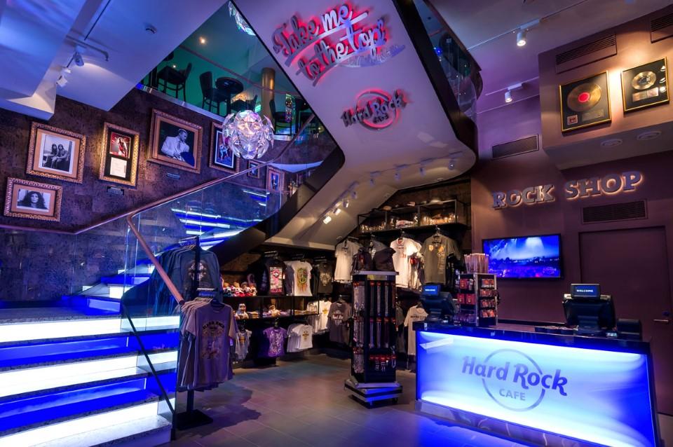 Hard Rock Cafe Helsinki
