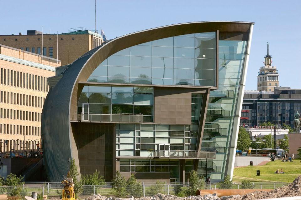 Museum of Contemporary Art Kiasma