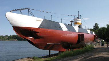 Submarine Vesikko