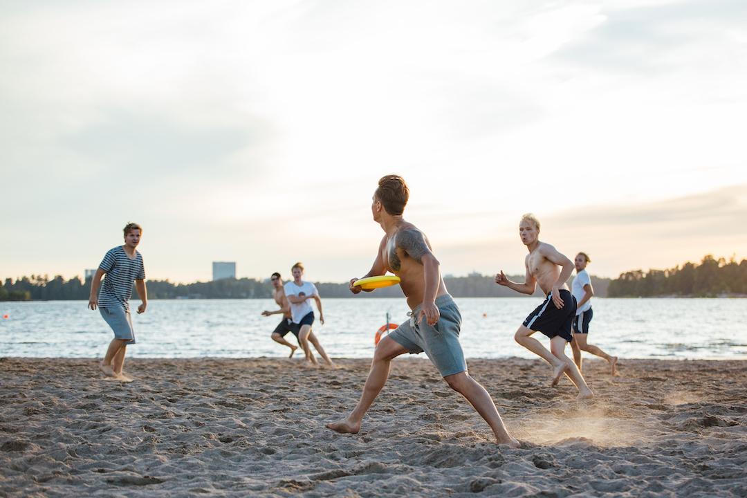 Best beaches in Helsinki