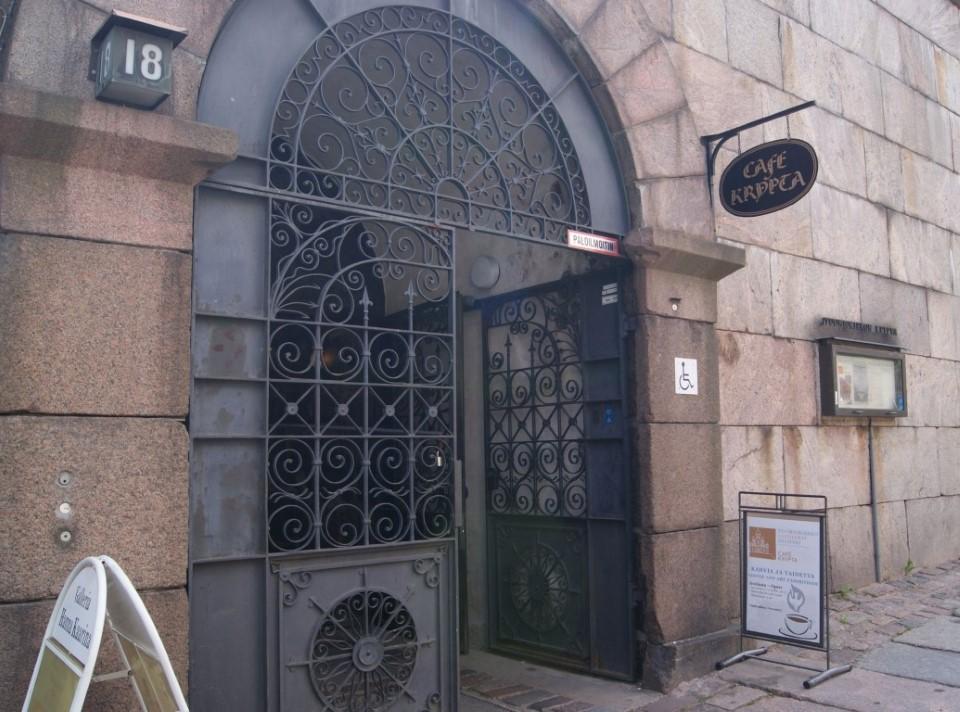 Café Krypta