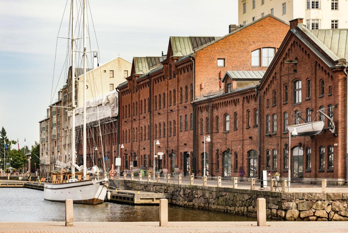 Kanavaranta / (c) Carmen Steiner, Helsinki Marketing