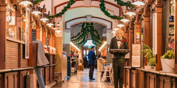 Christmas Eve in Helsinki