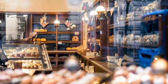 Cafe Ekberg Shop Helsinki