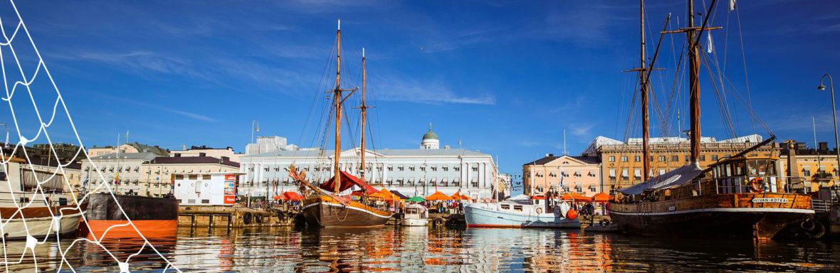 Helsinki Baltic Herring Market 2019