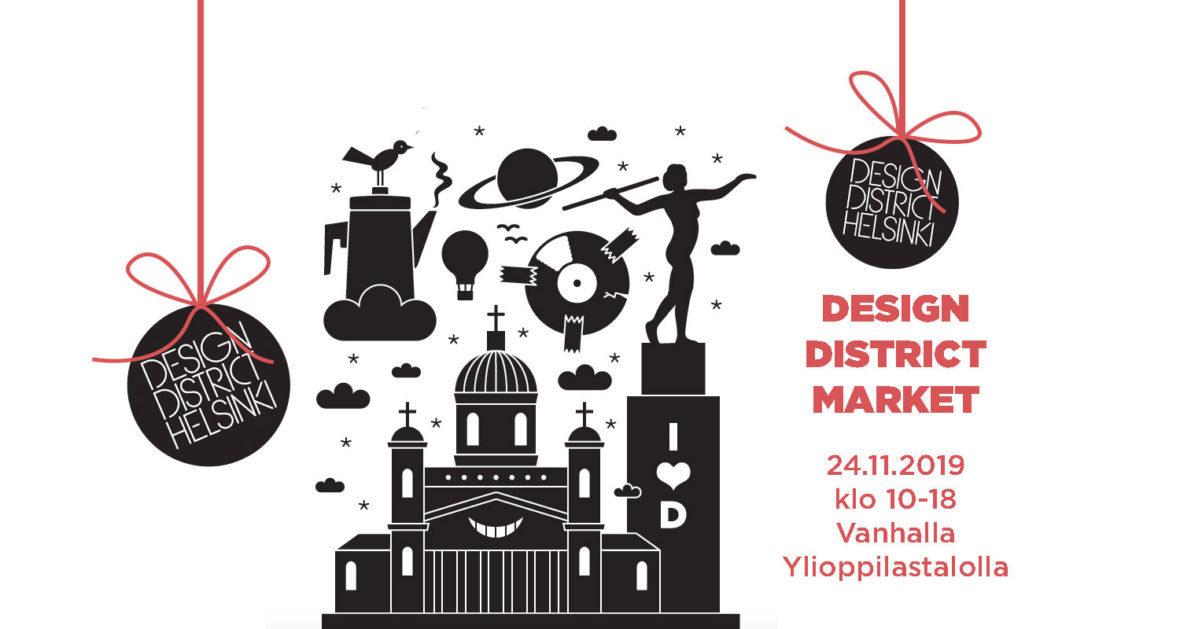 Design District Market 2019