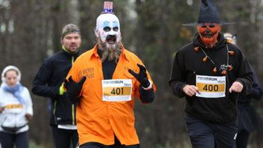 Helsinki Halloween Run