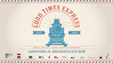 Concert Good Times Express