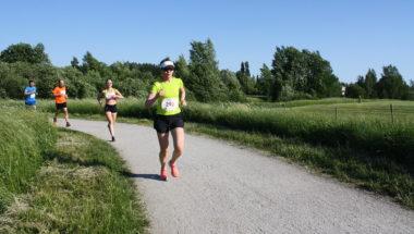 Helsinki Central Park Run
