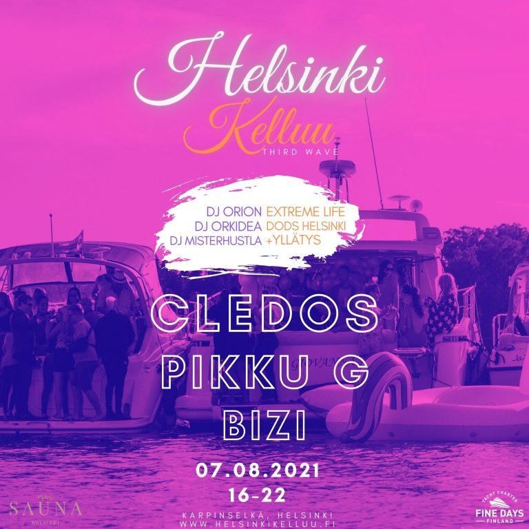 Helsinki Kelluu – Third Wave