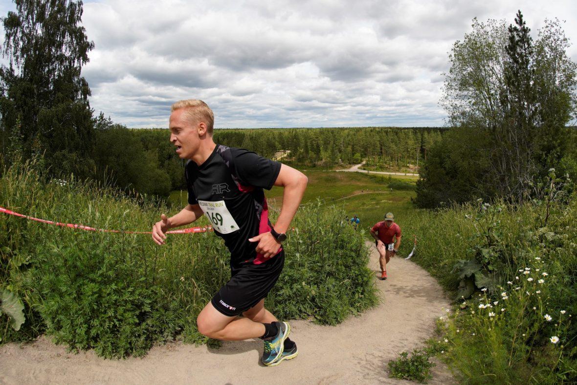 Helsinki Trail Run