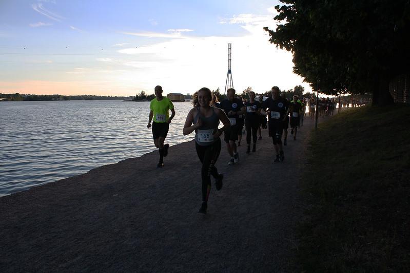 Helsinki Twilight Run & Walk