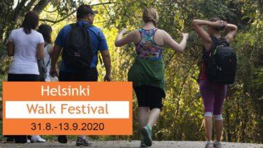 Helsinki Walk Festival