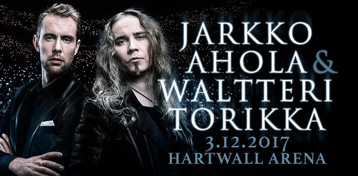 Jarkko Ahola & Waltteri Torikka – It's Now or Never