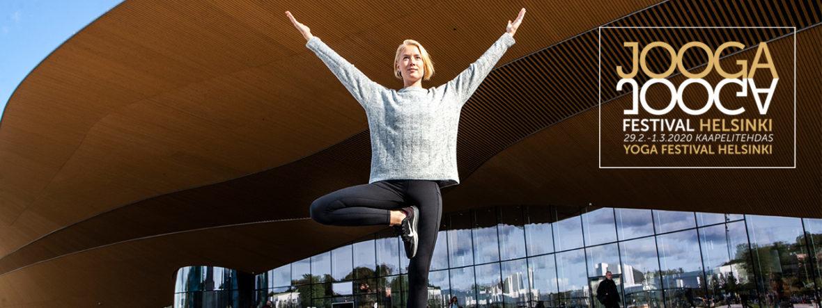 Yoga Festival Helsinki 2020