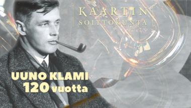 Uuno Klami 120- vuotisjuhlakonsertti