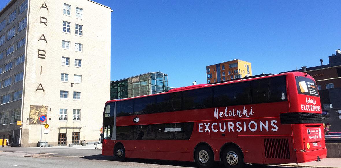 Urban Helsinki Bus Sightseeing