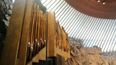 Organ Music for Visitors