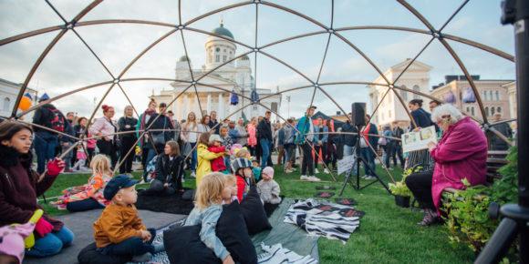 Helsinki Festival (c) Julia Kivelä / Helsinki Marketing