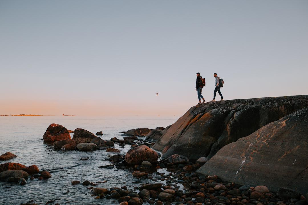 Pihlajasaari Island
