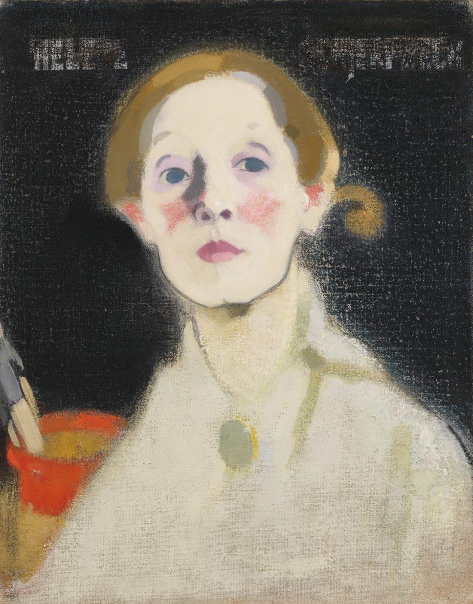 Exhibitions Helene Schjerbeck