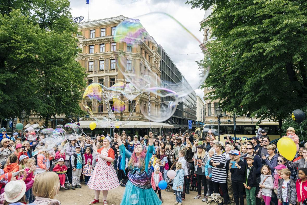 Helsinki Day 2021