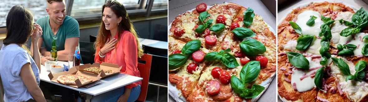 Helsinki Pizza Cruise