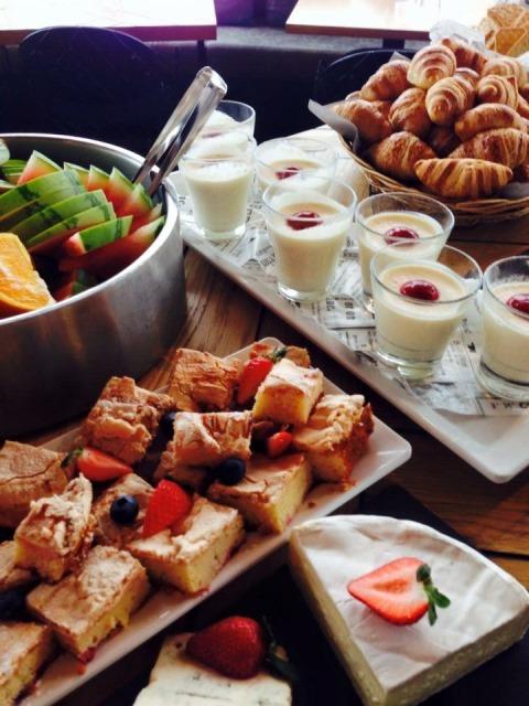 Faron aamiainen