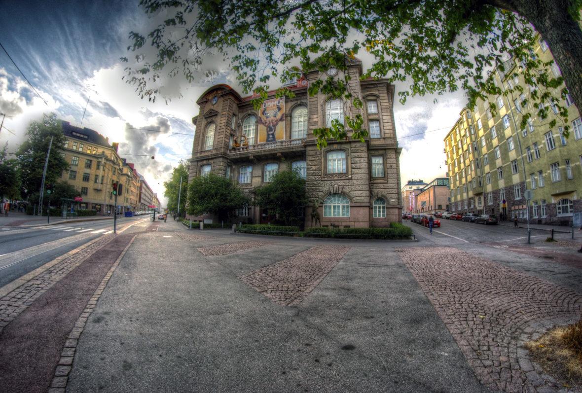 Museum of Natural History (c) Pinja Näkki / University of Helsinki