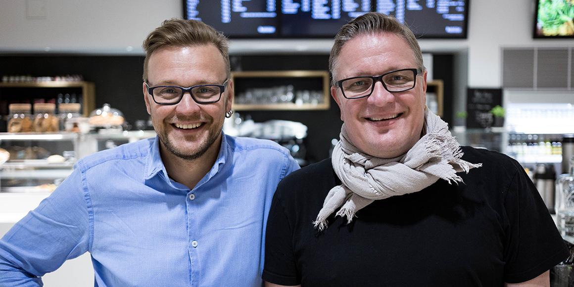 My Helsinki: Ilja Björs ja Jarkko Myllymäki