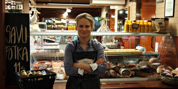My Helsinki: Anna Härö