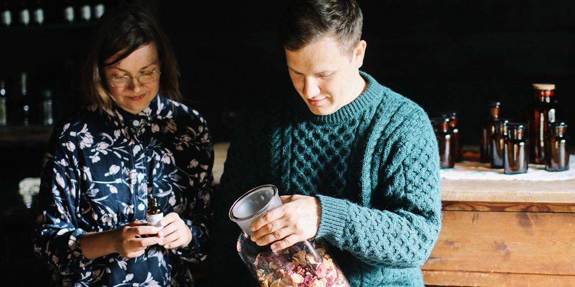 My Helsinki: Jupiter Cormier & Anna Karhu-Cormier