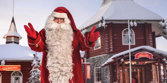 My Helsinki: Santa Claus