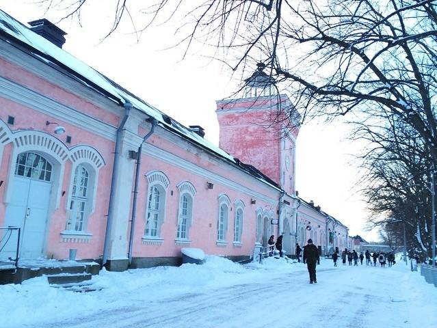Suomenlinna Visitor Centre