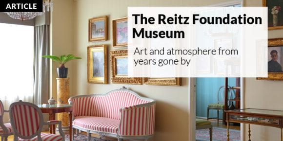 Reitz Museum (c) Reitz Foundation