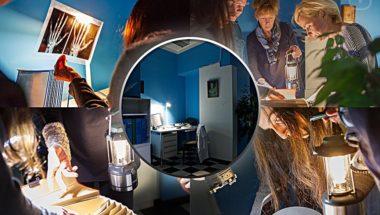 Labyrinth Games Room Escape