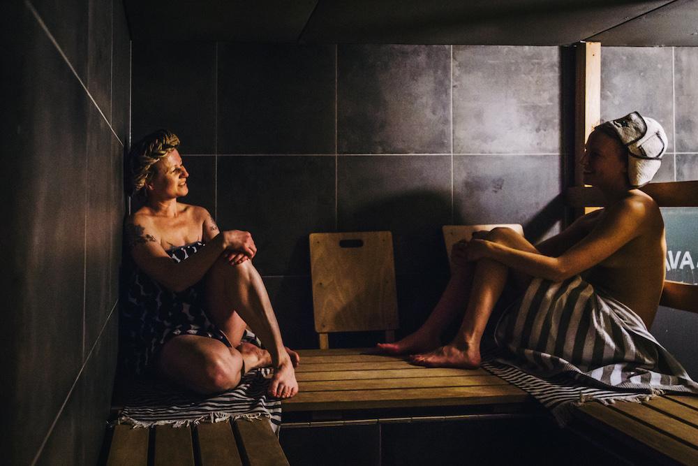Saunas in Helsinki