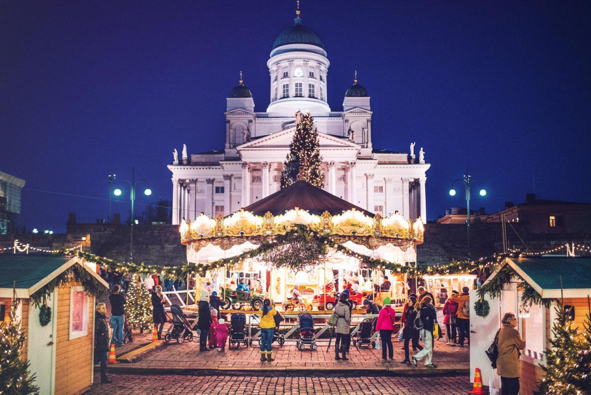 Christmas Bus Sightseeing
