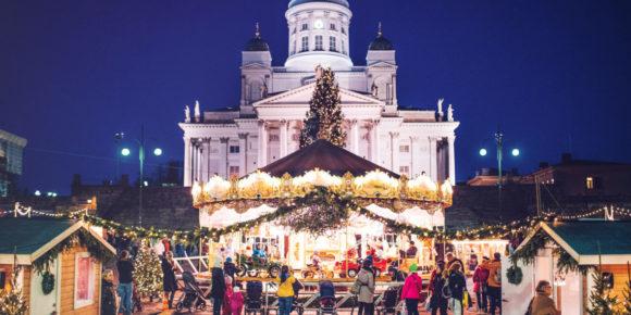 Christmas Market (c) Jussi Hellsten / Tori Quarters