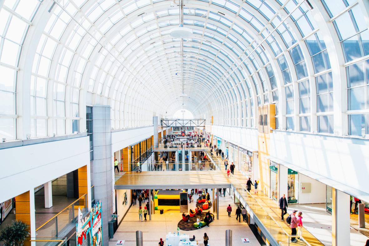 Shopping Centres in Helsinki