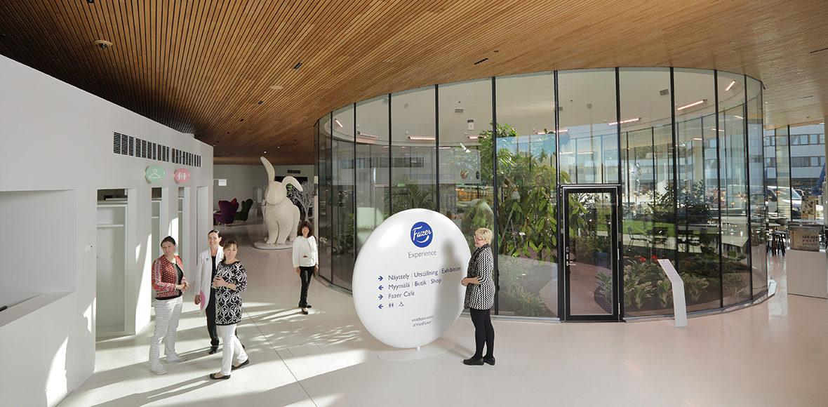 Fazer Visitor Centre (c) Valtteri Kantanen