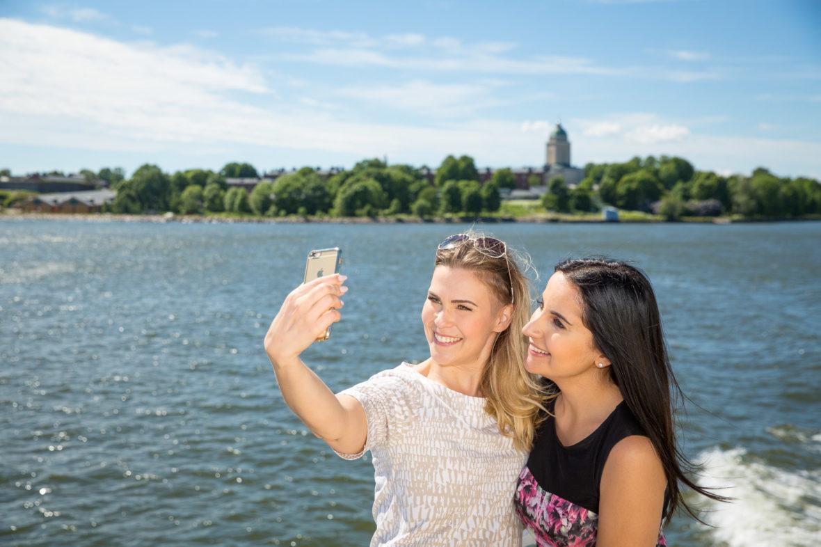 Stromma boat tours in Helsinki